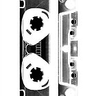 blank cassette by iPhonely