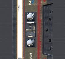 blank maxell tape by iPhonely