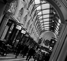 Shopping at the Mall - Melbourne by yawls1