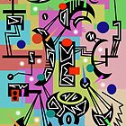 abstract urban 15 by dar geloni