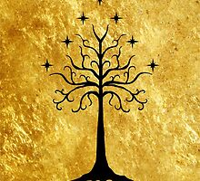 Tree of Gondor GV by batiman