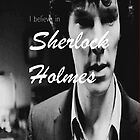 Sherlock by ThePeterPan