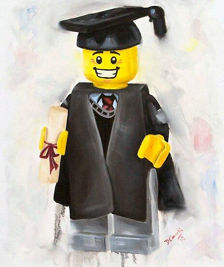 the Graduate by Deborah Cauchi