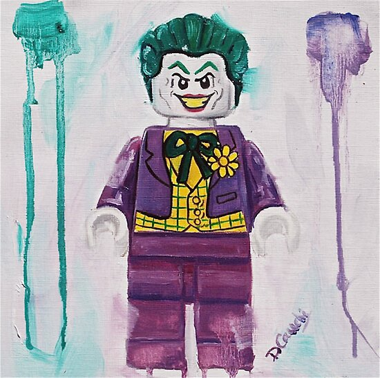 The Joker by Deborah Cauchi