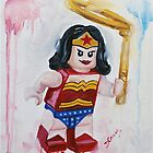 Wonder Woman by Deborah Cauchi