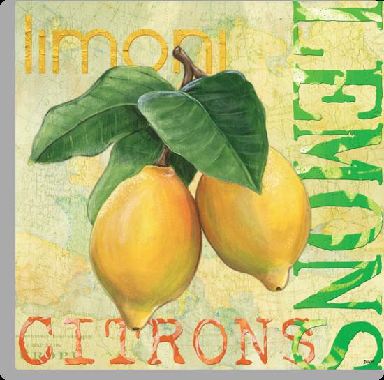 Froyo Lemons by Debbie DeWitt