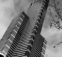 Eureka Tower, Melbourne by yawls1
