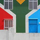 Proud of the rainbow nation! by Dan MacKenzie