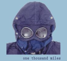 One Thousand Miles by confusion