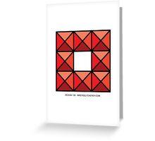 Design 130 Greeting Card
