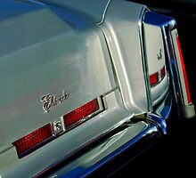 Cadillac Eldorado Taillights and Emblem by Jill Reger