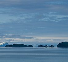 Islands of the Inside Passage, Canada. 2012. by johnrf