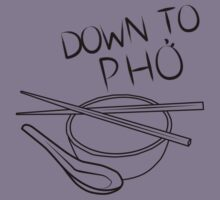 Down to Pho by sogr00d
