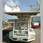 Bhadra_welcome_anewairrcraftinthe_bhadrafamilywithwatershower(Ground Handling In India) by Bhadra