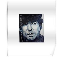 "Old Ideas "" Leonard Cohen "" Poster"
