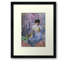 In The Night Garden Framed Print