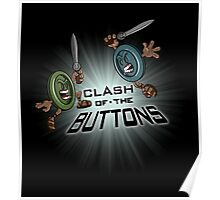 Clash of the BUTTONS Poster