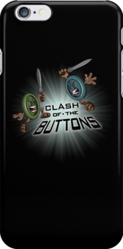 Clash of the BUTTONS by jayveezed