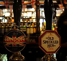 Sherlock Holmes Pub, London - Ales On Tap by rsangsterkelly