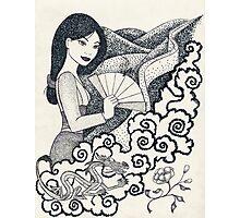 Iconic Mulan Photographic Print