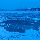 Cold Night by Anton Gorlin
