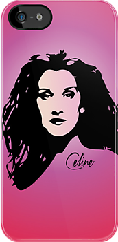 Celine Dion - Pop Art by wcsmack
