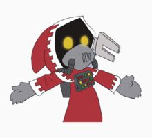 Warhammer 40K Tech Priest Chibi by Rathios1337