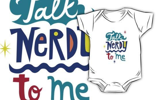 Talk Nerdy To Me by Andi Bird