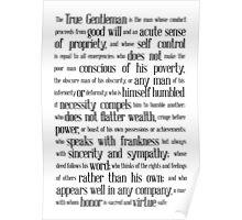 The True Gentleman Poster