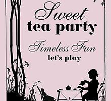 Tea Time by ligaturedesign