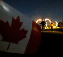 Canada Day celebrations - Canadian pride by MarianBendeth