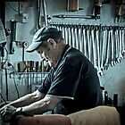 The Hard Worker by Deborah Clearwater