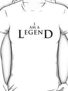 I AM A LEGEND - Light Version T-Shirt