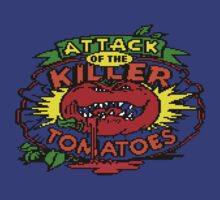Attack of the Killer Tomatoes by loogyhead