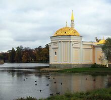 The Catherine Park, Pushkin  Tsarskoe Selo , Saint-Petersburg, Russia by torishaa