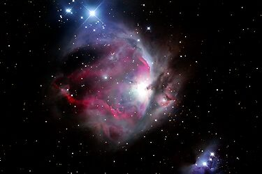 Orion Nebula by kmatm