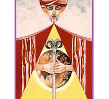 Astrology - Tarot. Aries - The Emperor by didielicious