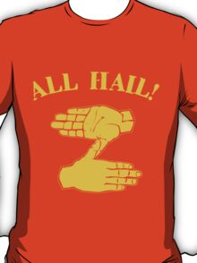 All Hail Zoltan Gold T-Shirt