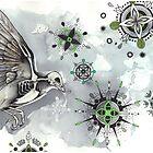 Skeleton Bird by cwatts