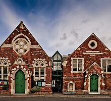 Wallingford Methodist Church by Jay Taylor
