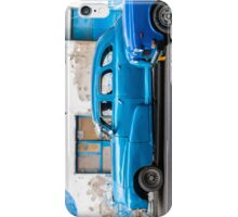 Blue, Blue and Blue iPhone Case/Skin