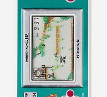 Donkey Kong Jr Game & Watch by G3no