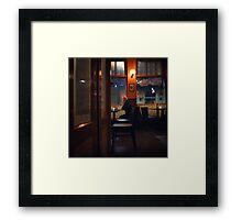 Oblivion Framed Print