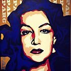 La Dona-Maria Felix by Erick Guadarrama