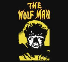 The Wolf Man by BUB THE ZOMBIE