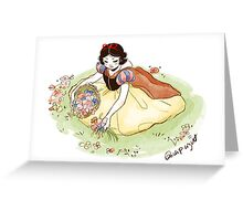 One Song Only For You Greeting Card