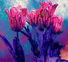 Tulips by Diane Johnson-Mosley