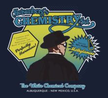 Heisenberg's Chemistry Set by Joe Dugan