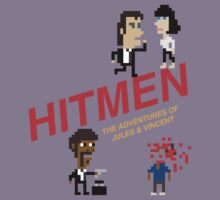 Hitmen: The Adventures of Jules and Vincent by ashedgreg