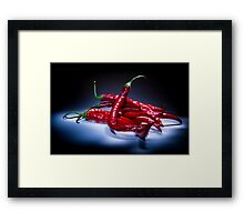Red Hot Chili Framed Print